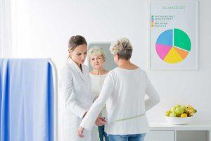 Medir tu composición corporal para perder peso