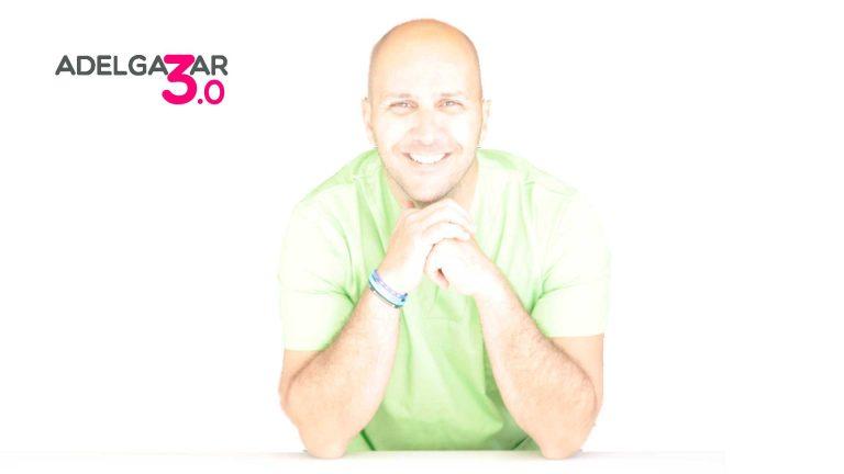 David Torres, nutricionista en Badajoz