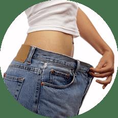 Se acabó el efecto rebote, de ganar y perder peso
