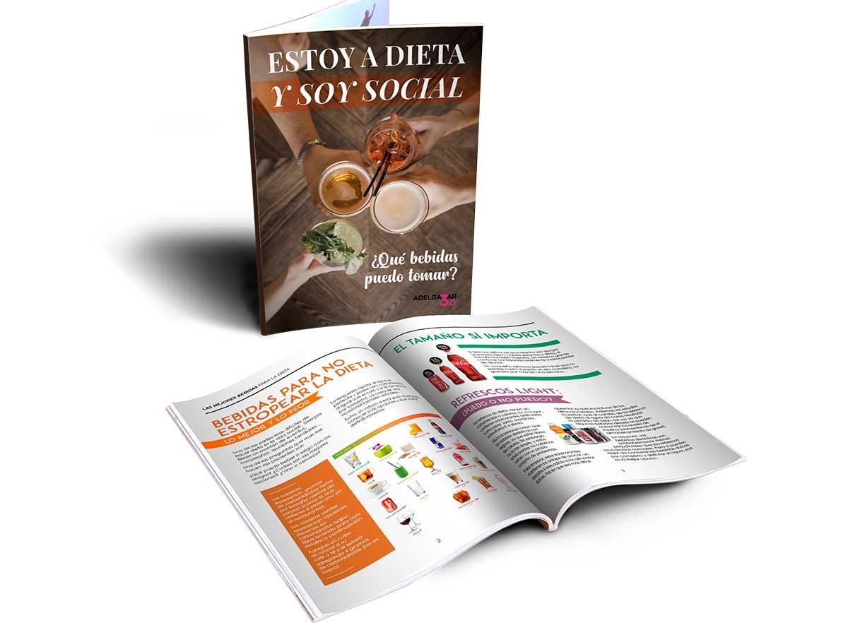 Estoy a Dieta y soy Social - Ebook Gratis!